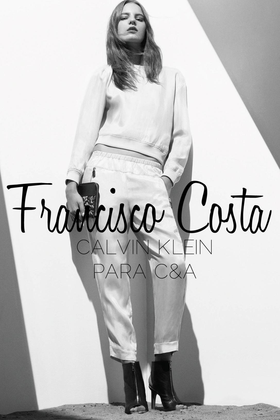 Francisco Costa Calvin Klein para C&A