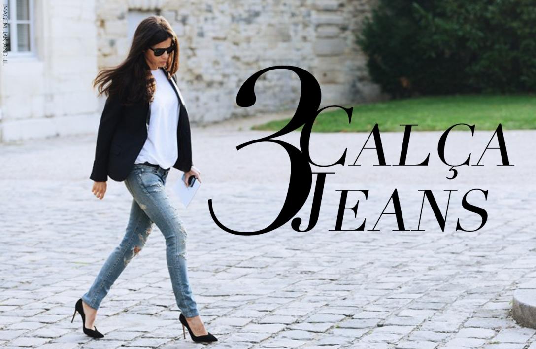Básicos do guarda-roupa: Jeans